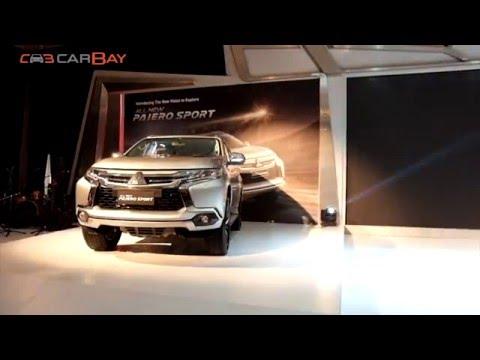 Mitsubishi Pajero Sport 2016 Launch   www.carbay.co.id