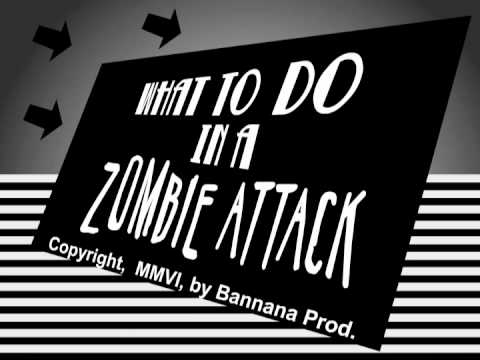 "Opening credits tester for ""What To Do in a Zombie Attack"""