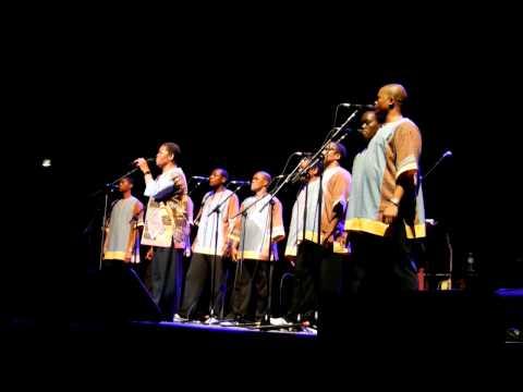 Ladysmith Black Mambazo - Hello My Baby - Brussels July 17, 2012