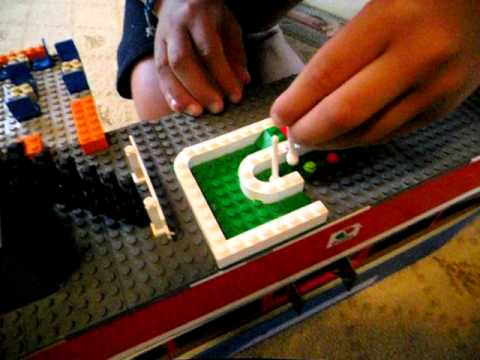 lego ship by Kristian