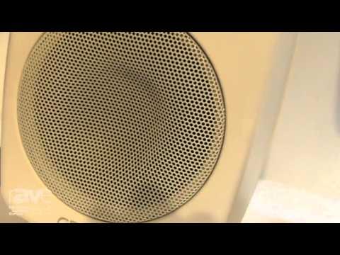 ISE 2015: Genelec Showcases 4000 Series Active Loudspeakers
