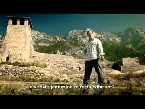 ALBANIA TOURISM with JAMES BELUSHI---HD VIDEO--