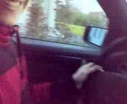 fucking car driving