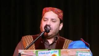 SHAHBAZ QAMER FAREEDI - MAHFILE NAAT IN UK.206---PART..2