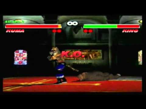 Zeebo Tekken 2