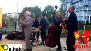 Akoestisch Mobiel Duo Trio Kwartet - Cafe Bellevue - Feest van A Hak te Walibi