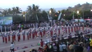 Marching Band SMA Jawahirul Hikmah on TDC 2012