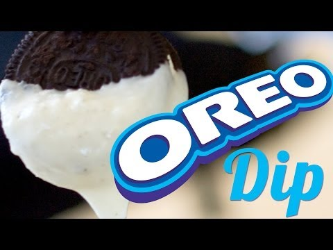 Oreo Dip: The Only Way To Improve Oreos video