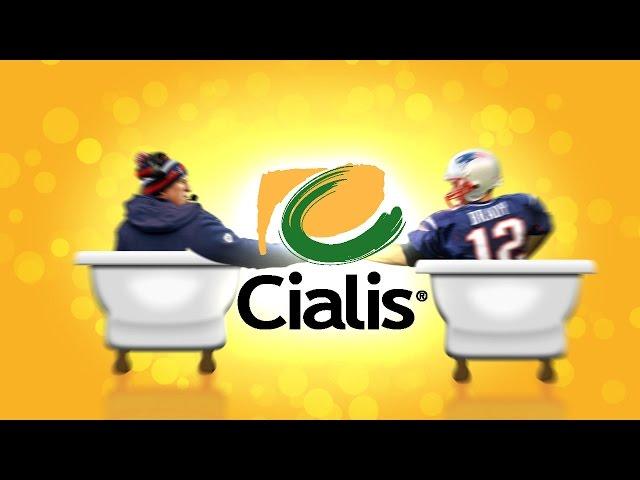 New England Patriots Cialis Commercial Parody (For Deflated-Balls) [Benstonium.com]