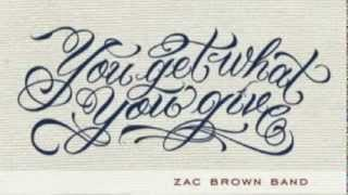 Watch Zac Brown Band Whiskeys Gone video