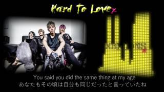 ONE OK ROCK--Hard To Love【歌詞・和訳付き】Lyrics