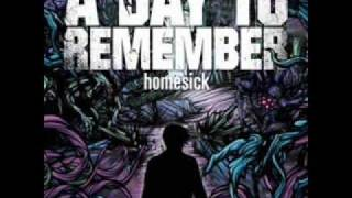 Watch A Day To Remember My Life For Hire video