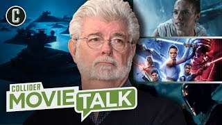 Rise of Skywalker: How Much Input Did George Lucas Have? - Movie Talk