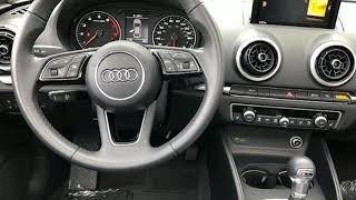 Certified 2018 Audi A3 Raleigh Chapel Hill, NC #DP29443