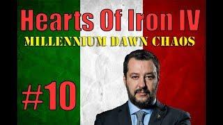 [Hoi IV M.D CHAOS - Italia di Salvini] - Guerra Civile Italiana - #10