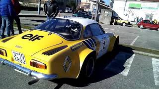 RENAULT ALPINE DOMINGO 30-12-2018 EN SANGUIÑEDA