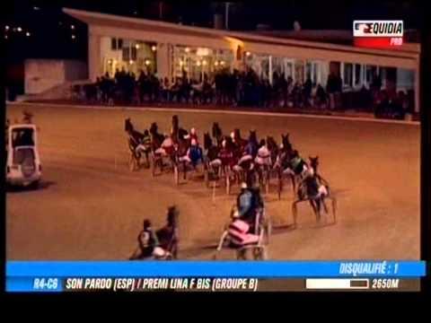 Vidéo de la course PMU PREMI LINA F (GR B)
