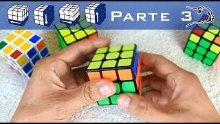 Como armar un cubo de Rubik 3x3   PRINCIPIANTES   Parte 3 de 3