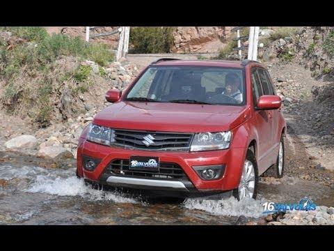Prueba Nueva Suzuki Grand Vitara AT