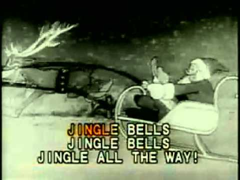 Original Jingle Bells Animation Clip