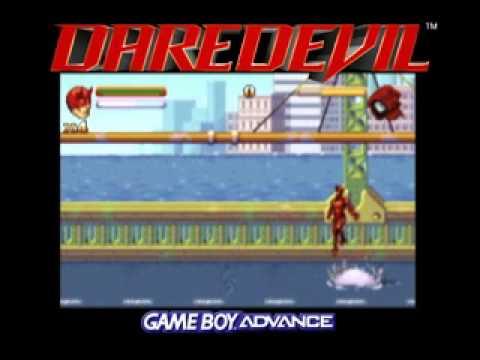 Daredevil Game Boy Advance Daredevil Game Boy Advance