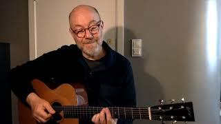 "Solo Jazz Guitar Arrangement: ""I Should Care"" // Guitar Tips"