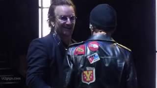 U2 City Of Blinding Lights, Amsterdam 2018-10-07 - U2gigs.com