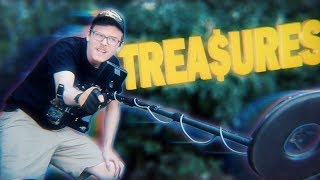 I found treasure in my backyard - Save the Squirrel Initiative