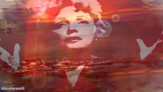 EDITH PIAF. EXODUS. + LYRICS.