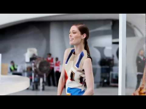 Making-of Photoshoot (TW subs) - Longchamp, Spring 2013 Campaign