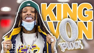 King Von Brings O-Block To Icebox!