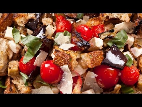 How to Make Easy Eggplant Parmesan Salad &#8211; The Easiest Way