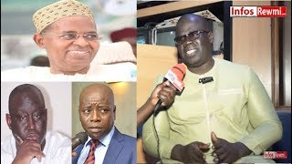 Sa relation avec Sidy Lamine, Kouthia, Aliou Sall, Sa Ndiogou révèle tout pour la première fois