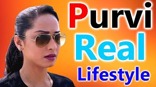Purvi real life unseen life cid