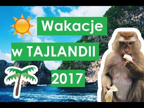 Wakacje W Tajlandii 2017: Jem Skorpiona, Unikam Ataku Legwana I Podziwiam Małpki