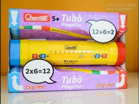 Tubo Pitagorico Quercetti