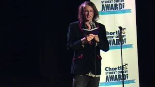 Andy Field: Chortle Student Comedy Award Winner 2015