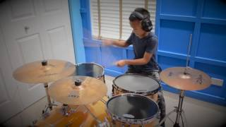 Download Lagu Maroon 5 feat. Christina Aguilera - Moves Like Jagger (Drum Cover) Gratis STAFABAND