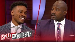 Errol Spence Jr. on his fight vs. Shawn Porter: 'I'm gonna knock him out' | PBC | SPEAK FOR YOURSELF