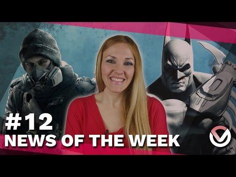 VGN News: The Division Update 1.2   GT Sport   Batman: Return to Arkham   Destiny: Rise of Iron
