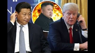 China Threatens War with U.S. If U.S. Strikes North Korea First