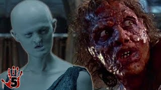 Top 5 Scenes That Were Cut From Horror Movies Because There Were Too Scary - Part 2