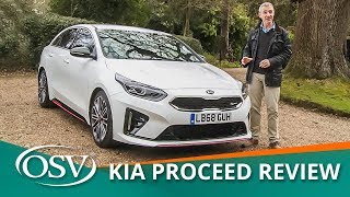 Kia Proceed - Is this 2019 shooting brake one to consider?