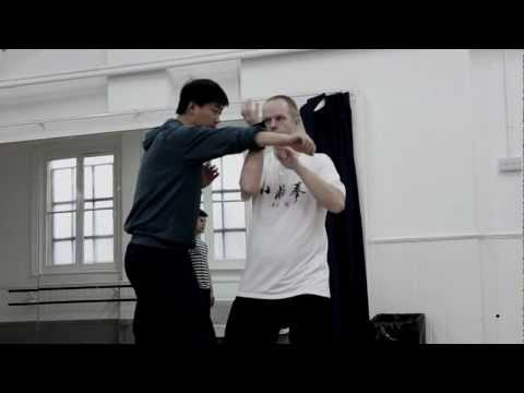 Bajiquan London Seminar with Wim - Drills #1 Image 1