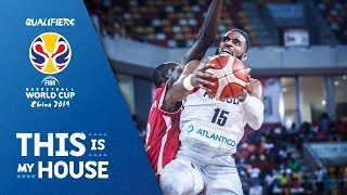 Angola v Chad - Highlights - FIBA Basketball World Cup 2019 - African Qualifiers