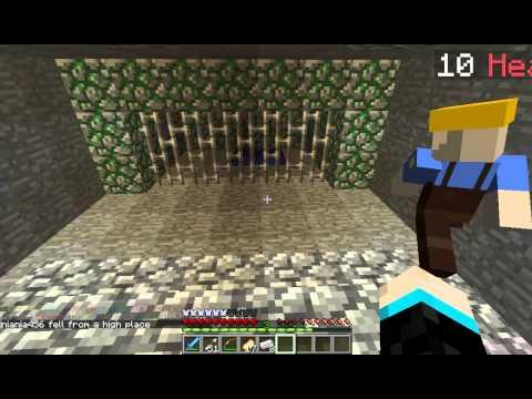 Minecraft Ochrana domu part 1