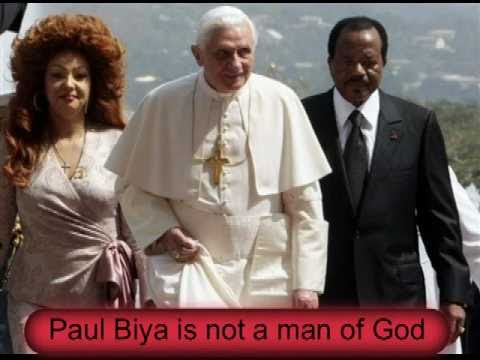 Camerinfo is one of Paul Biya corrupt agent who is posting video on youtube to clean Paul Biya's image but i guarantee you that it will not work because we a...