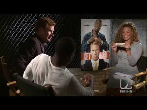 Kevin Hart And Will Ferrell GET HARD Interview