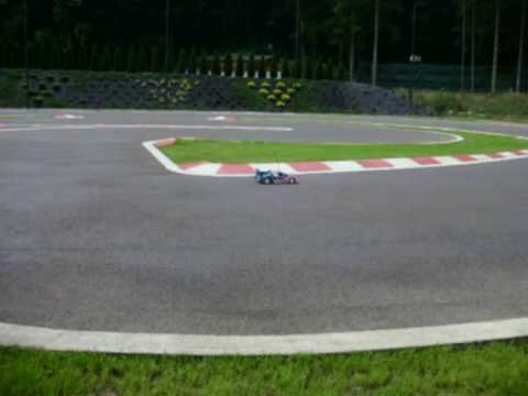 RC car championship on XRay factory track!!!!!