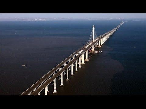 Самый длинный мост в мире - Суперсооружения